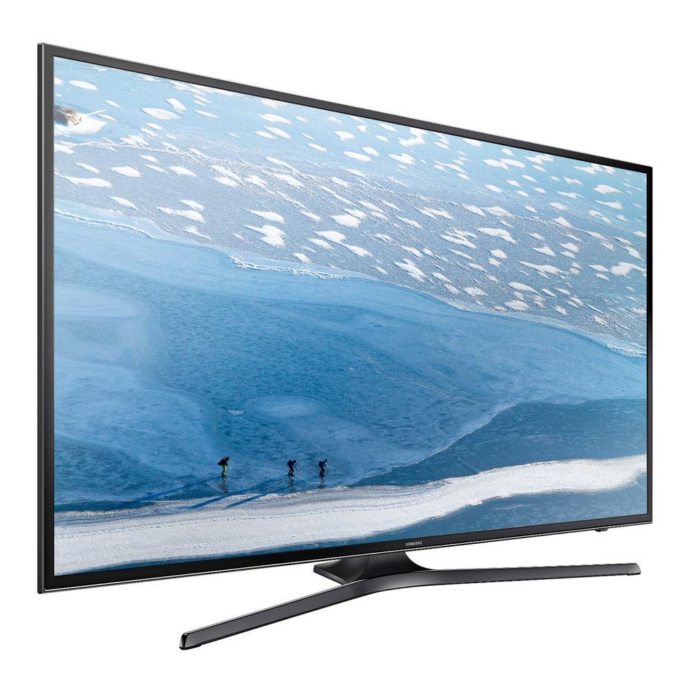 tv 50 samsung 50ku6000 led ultra hd 4k wifi avec odr. Black Bedroom Furniture Sets. Home Design Ideas