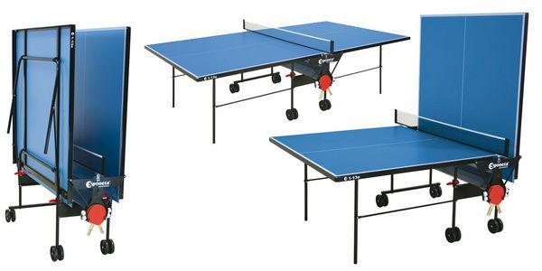 Table de tennis de table sponeta s 1 05i - Table tennis de table exterieur ...