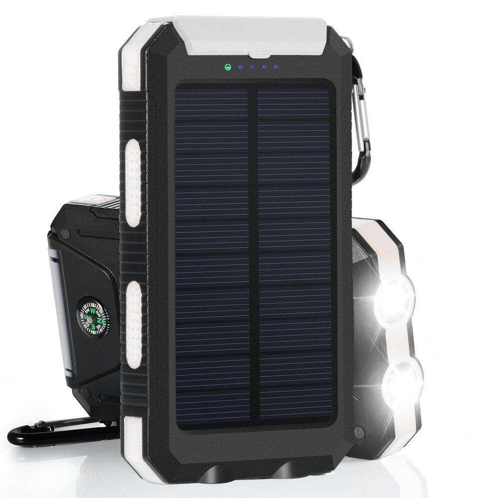 chargeur solaire qcy