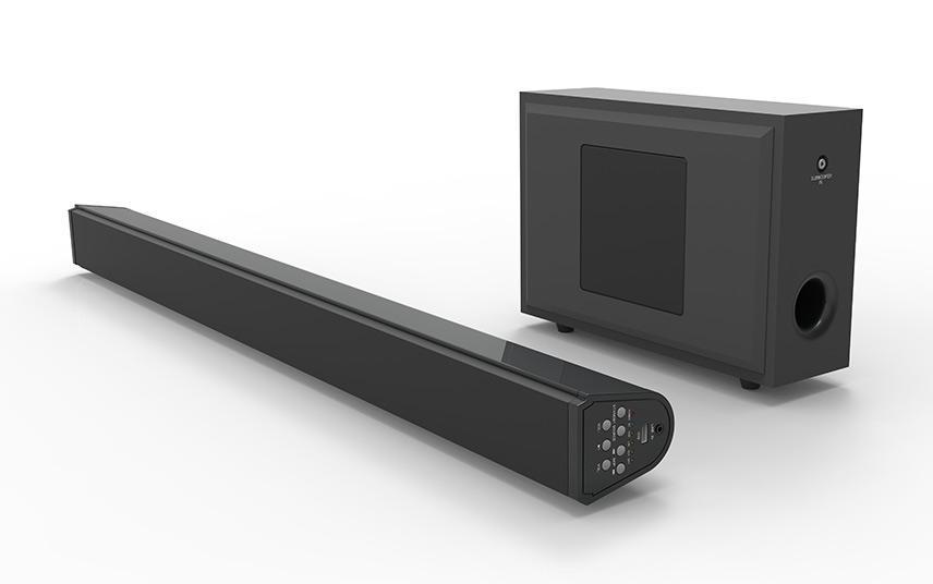 barre de son thomson sb200bt barre caisson de basse. Black Bedroom Furniture Sets. Home Design Ideas