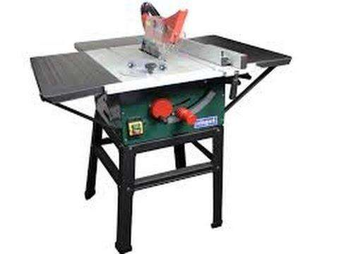 scie circulaire de table parkside ptk 2000 a1. Black Bedroom Furniture Sets. Home Design Ideas