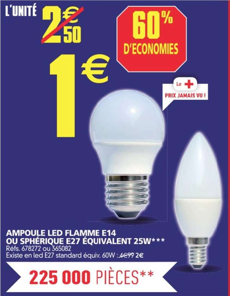 ampoule led auchan fabulous ampoule s castorama brest dans surprenant ampoule s carrefour pas. Black Bedroom Furniture Sets. Home Design Ideas