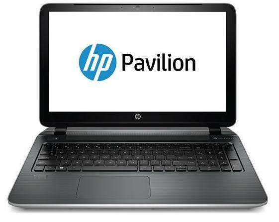 pc portable 15 6 hp pavilion 15 p264nf laptop amd a10. Black Bedroom Furniture Sets. Home Design Ideas