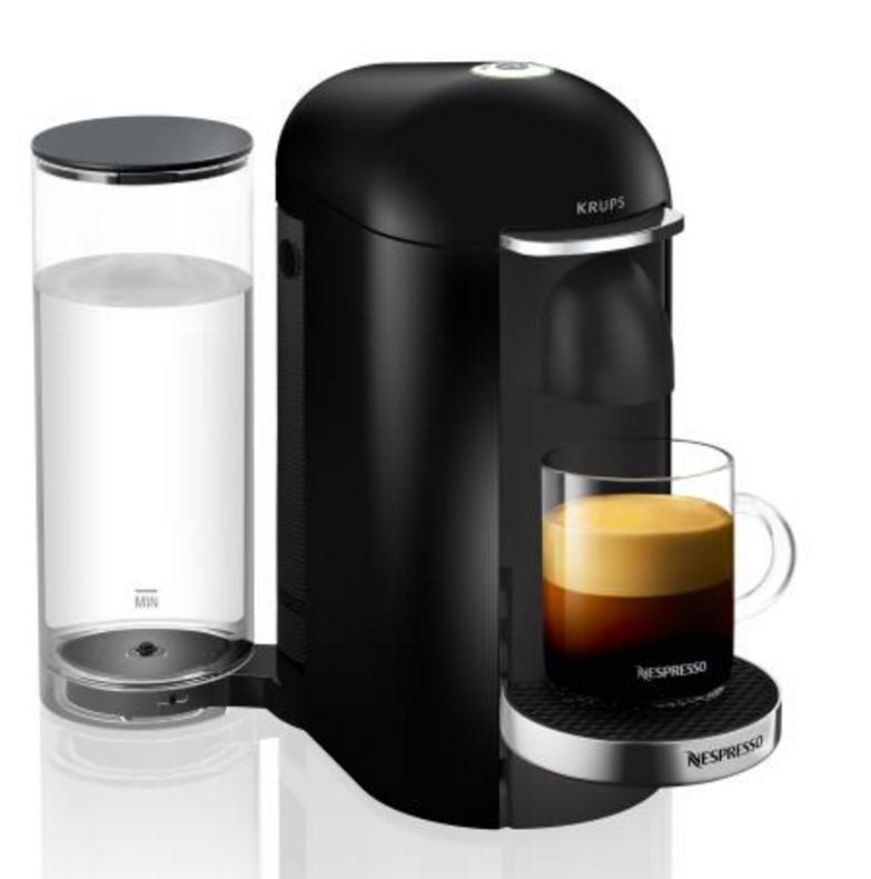 machine caf nespresso vertuo. Black Bedroom Furniture Sets. Home Design Ideas