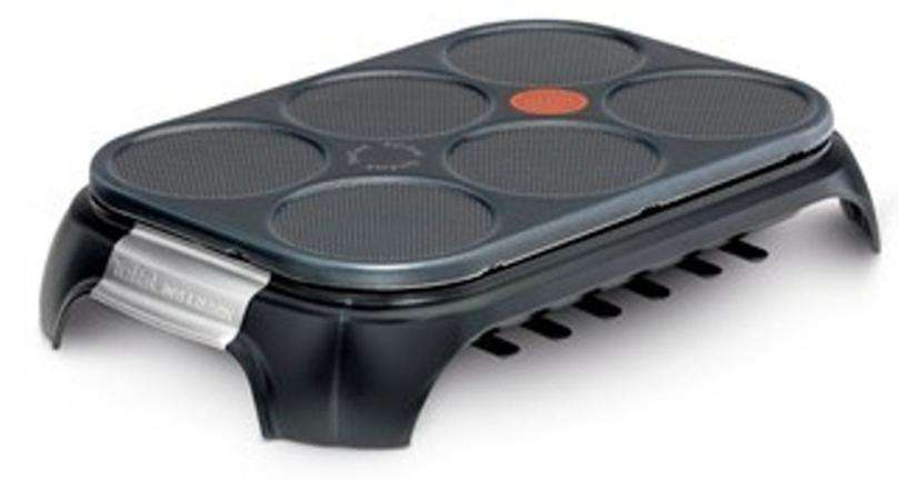 Crepi re tefal crep 39 party 6 personnes for Pizza party tefal darty