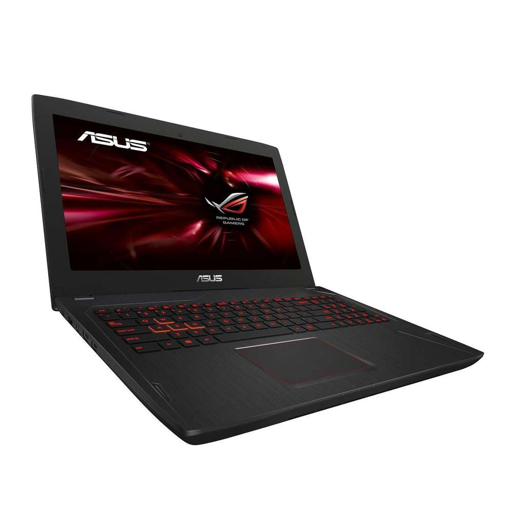 pc portable 15 6 full hd asus rog fx502vm dm119t i7 6700hq gtx 1060 16go ram 1 to 256 go. Black Bedroom Furniture Sets. Home Design Ideas