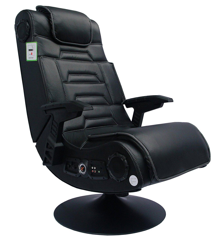Fauteuil Gaming X Rocker Pro Advanced 2 1 Chair Noir
