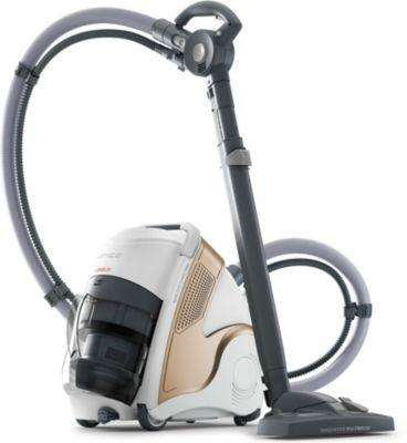 aspirateur nettoyeur vapeur polti mcv85 total clean. Black Bedroom Furniture Sets. Home Design Ideas