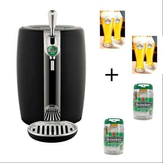 machine bi re beertender seb vb310e10 2 f ts 4 verres. Black Bedroom Furniture Sets. Home Design Ideas
