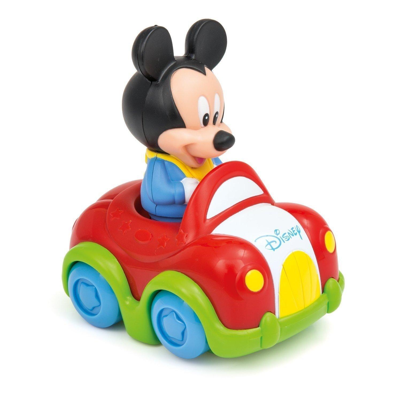 panier plus jouet musical clementoni voiture mickey. Black Bedroom Furniture Sets. Home Design Ideas