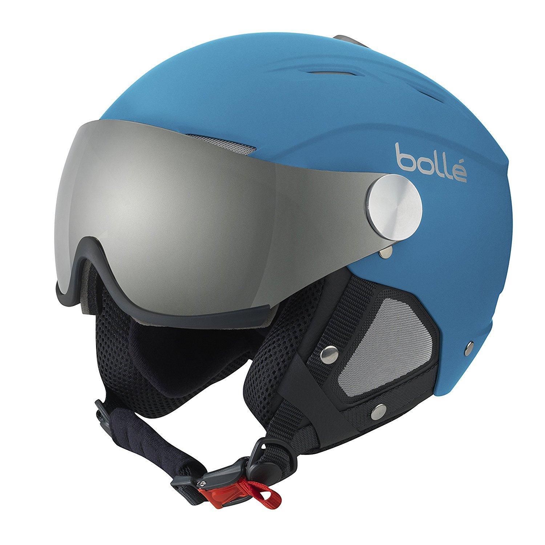 casque de ski visi re boll backline visor. Black Bedroom Furniture Sets. Home Design Ideas