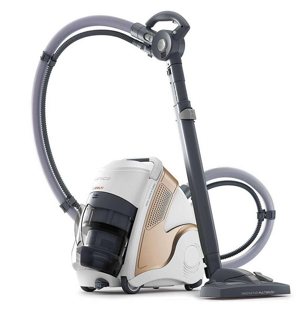aspirateur nettoyeur vapeur polti unico mcv85 total clean turbo. Black Bedroom Furniture Sets. Home Design Ideas