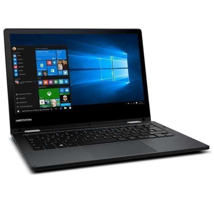 pc portable tactile 11 6 medion akoya e2215t md 60187