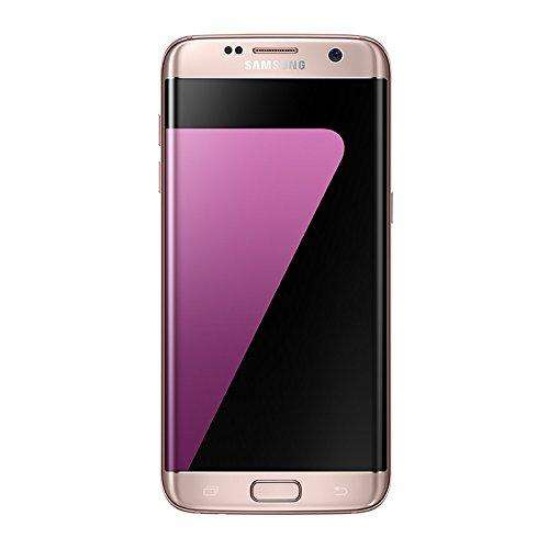 smartphone 5 5 samsung galaxy s7 edge 32 go or rose via odr de 100. Black Bedroom Furniture Sets. Home Design Ideas
