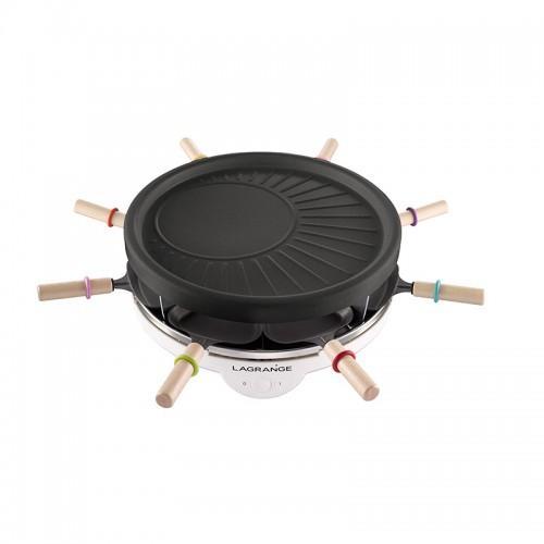 Appareil raclette lagrange 8 personnes - Raclette tefal electro depot ...