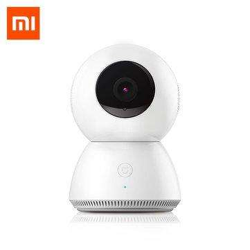 cam ra de surveillance xiaomi mijia 360 ir wifi 1080p motoris e webcam cloud gratuit. Black Bedroom Furniture Sets. Home Design Ideas