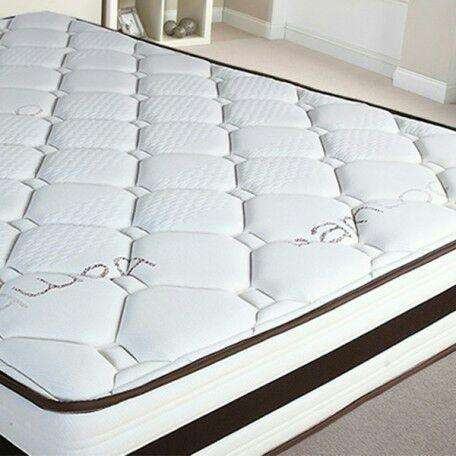 matelas bambou eccox effet nuage m moire de forme 24cm. Black Bedroom Furniture Sets. Home Design Ideas