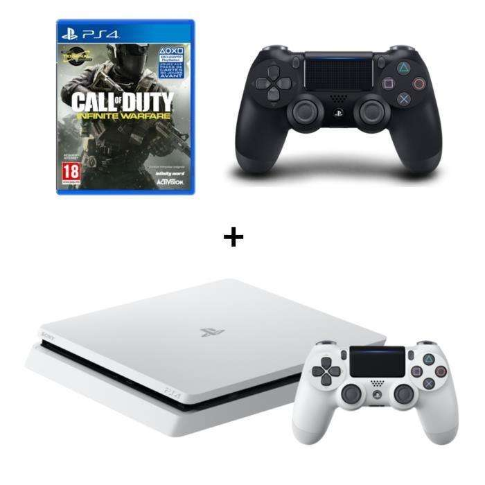 s lection de packs console sony ps4 slim en promotion ex. Black Bedroom Furniture Sets. Home Design Ideas