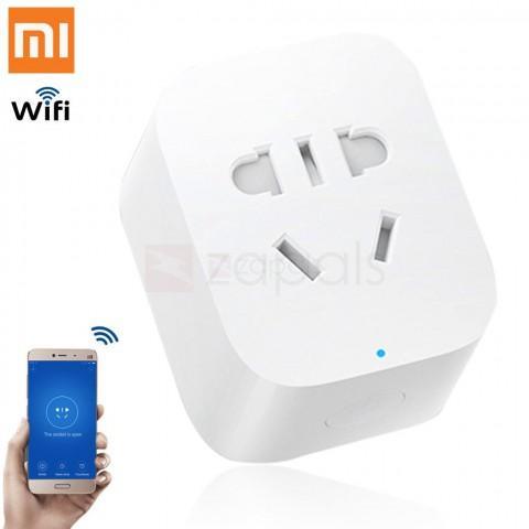 prise connect e wifi xiaomi mi smart socket plug 2. Black Bedroom Furniture Sets. Home Design Ideas