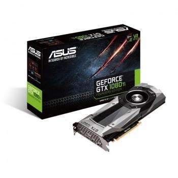 carte graphique asus geforce gtx 1080 ti founders edition 11 go. Black Bedroom Furniture Sets. Home Design Ideas