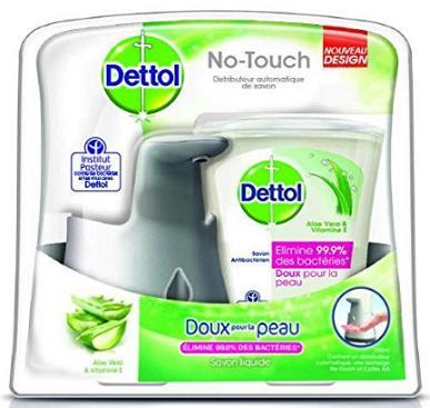 Panier plus kit distributeur automatique de savon dettol - Code promo amazon frais de port gratuit ...