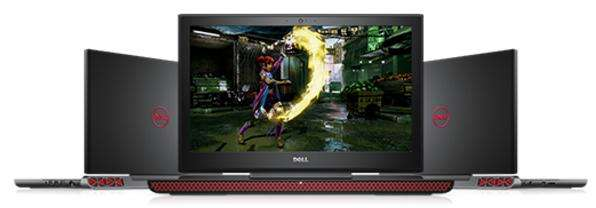 pc portable 15 6 dell inspiron 15 7000 gaming full hd. Black Bedroom Furniture Sets. Home Design Ideas