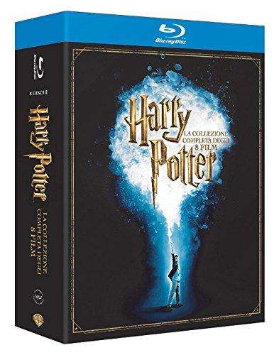 coffret blu ray harry potter l 39 int grale 8 films. Black Bedroom Furniture Sets. Home Design Ideas
