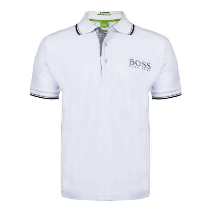 S lection de v tements en promotion ex polo hugo boss for Hugo boss polo shirts xxl
