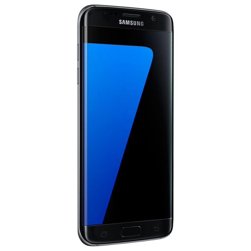smartphone 5 5 samsung galaxy s7 edge 32 go noir via odr 70. Black Bedroom Furniture Sets. Home Design Ideas