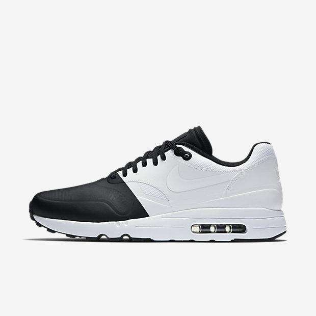 Baskets Basses Nike Air Noir Max 1 Ultra Se Noir Air Et Blanche 679c4a