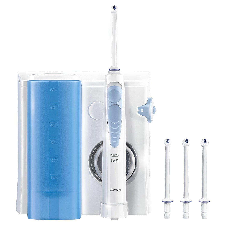 hydropulseur oral b waterjet avec 4 canules via odr 20 et bon r duction 10. Black Bedroom Furniture Sets. Home Design Ideas