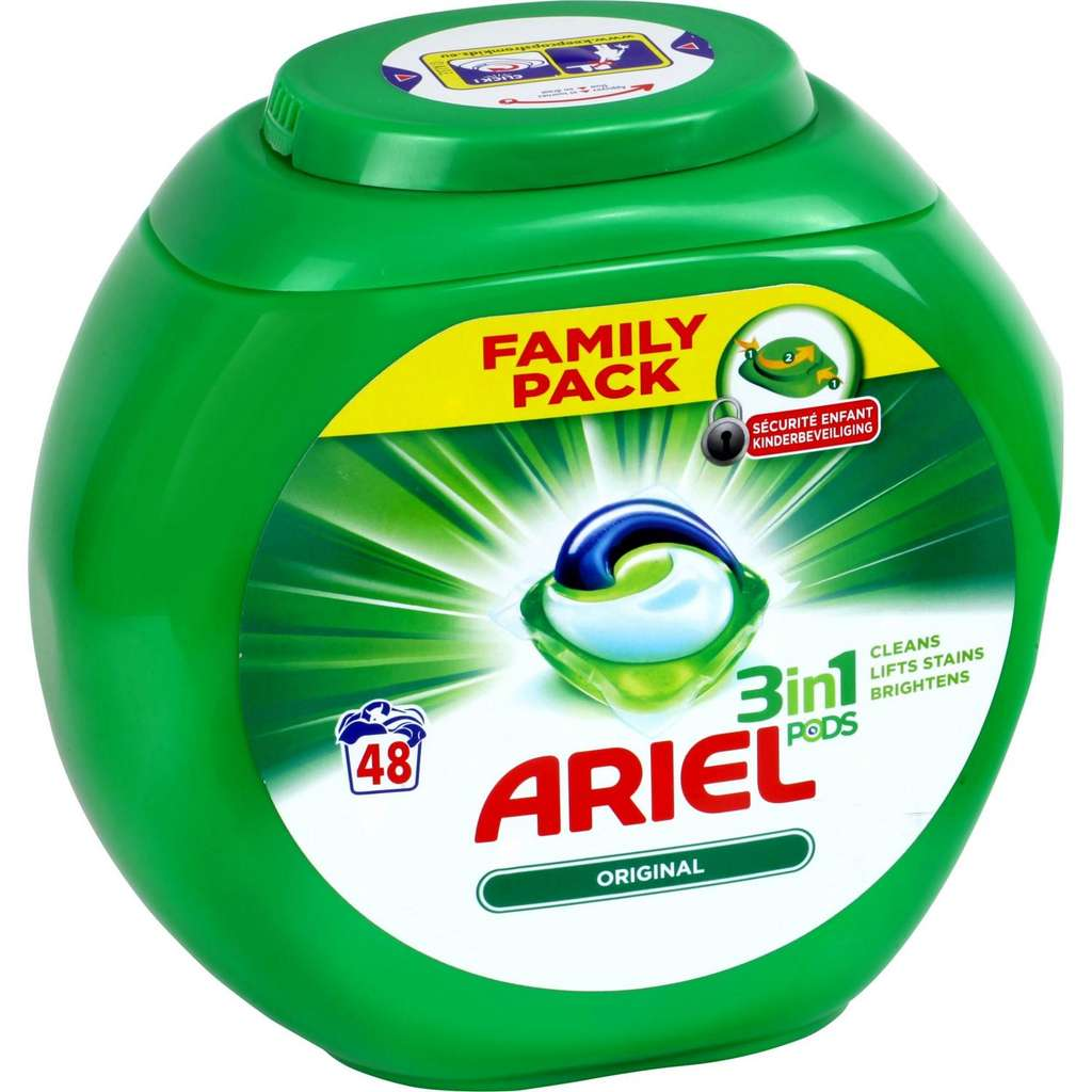 Coupon reduction ariel pods / Printable coupons school