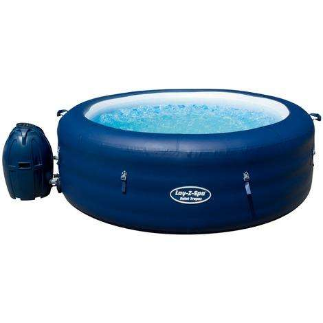 Spa gonflable lay z spa saint tropez - Spa gonflable auchan ...