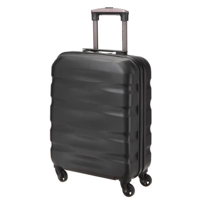 valise cabine rigide zifel abs 4 roues 50 cm. Black Bedroom Furniture Sets. Home Design Ideas