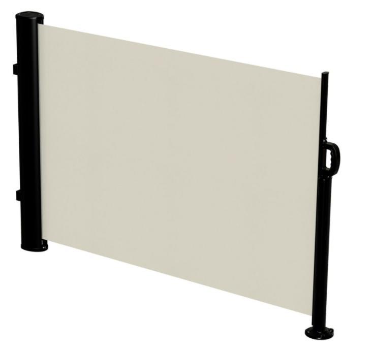 brise vue d roulant carrefour x 3m sable. Black Bedroom Furniture Sets. Home Design Ideas