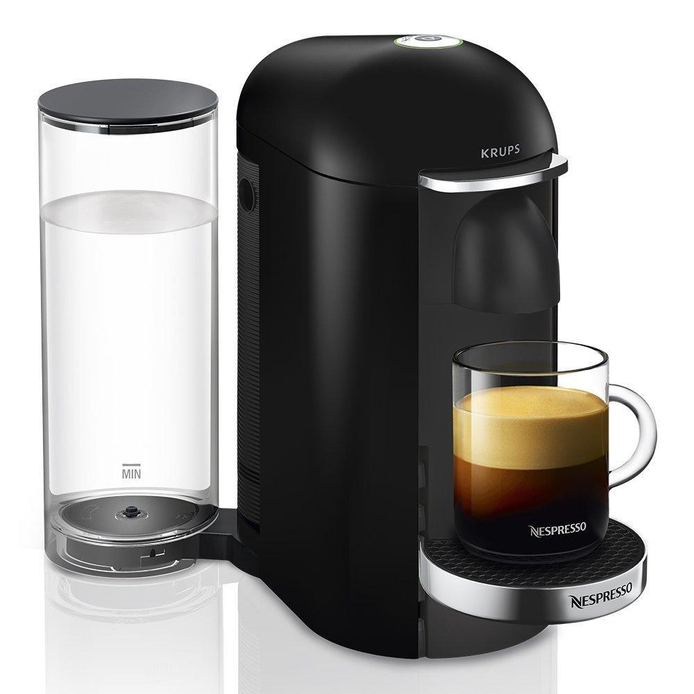 machine caf krups nespresso vertuo plusieurs coloris. Black Bedroom Furniture Sets. Home Design Ideas
