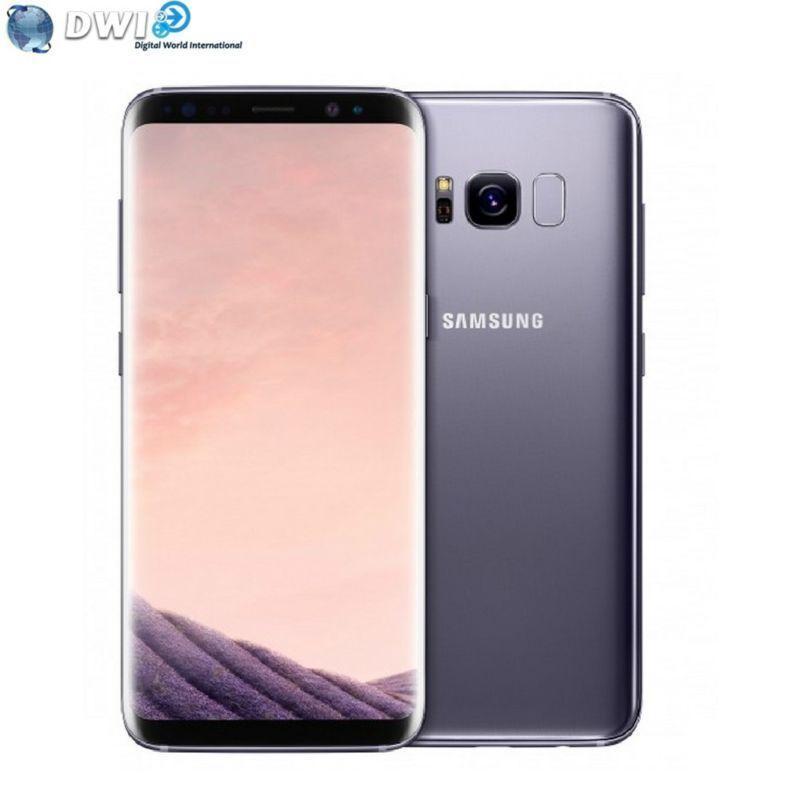smartphone 5 8 samsung galaxy s8 g950fd double sim 64. Black Bedroom Furniture Sets. Home Design Ideas
