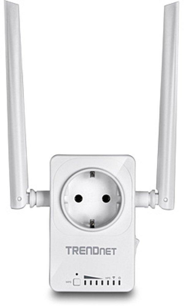 R p teur trendnet home smart switch tha 103ac avec prise - Prise connectee wifi ...