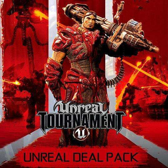 GamersGate offers Steam downloads of the Unreal Tournament Unreal Deal Pack for Windows for $dopefurien.ga's tied with our June mention as the lowest price we've seen. (It's the best deal now by $) It.
