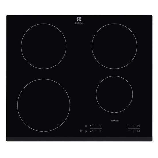 plaque induction electrolux ehh6340fsk 4 zones 7400 w. Black Bedroom Furniture Sets. Home Design Ideas