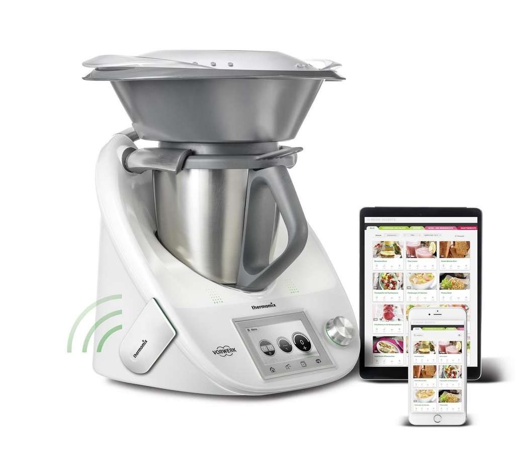 robot de cuisine connect thermomix avec paiement 10x sans frais possible. Black Bedroom Furniture Sets. Home Design Ideas