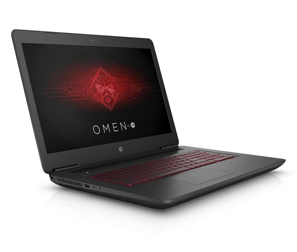 pc portable gamer 17 3 hp omen 17 w202nf fhd core i5 8go ram hdd 1to ssd 128go geforce. Black Bedroom Furniture Sets. Home Design Ideas
