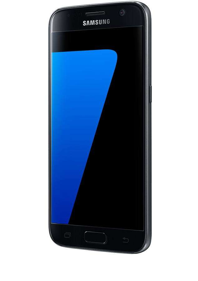 smartphone 5 1 samsung galaxy s7 4 go ram 32 go noir avec odr 70. Black Bedroom Furniture Sets. Home Design Ideas