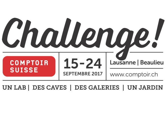 Billet gratuit pour le salon comptoir suisse for Salon de l agriculture 2017 billet gratuit