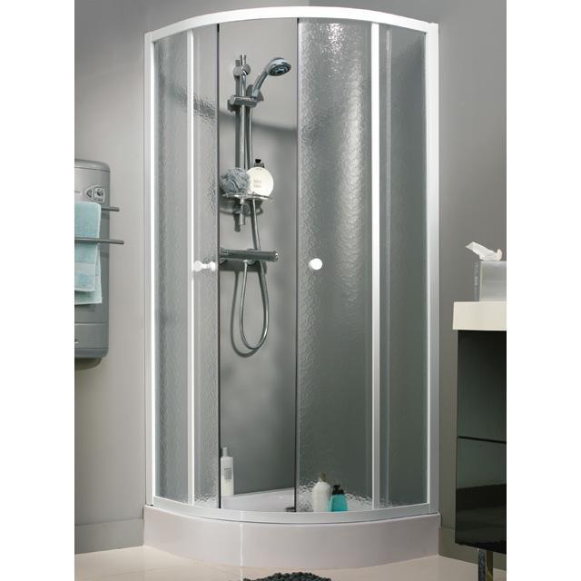 Porte de douche circulaire coulissante columbia 90 cm - Porte de douche coulissante 90 cm ...