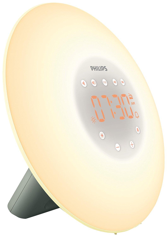 r veil lumineux philips wake up light hf3506 10