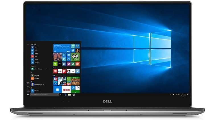 pc portable 15 6 dell xps touchscreen laptop i7 6700hq. Black Bedroom Furniture Sets. Home Design Ideas