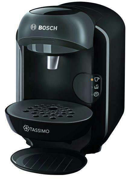 cafeti re dosettes bosch tassimo vivy tas12a2 noir. Black Bedroom Furniture Sets. Home Design Ideas