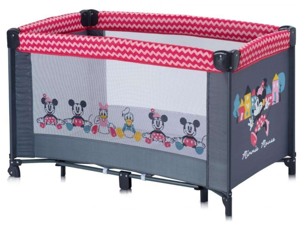 lit parapluie disney avec matelas via fid lit. Black Bedroom Furniture Sets. Home Design Ideas