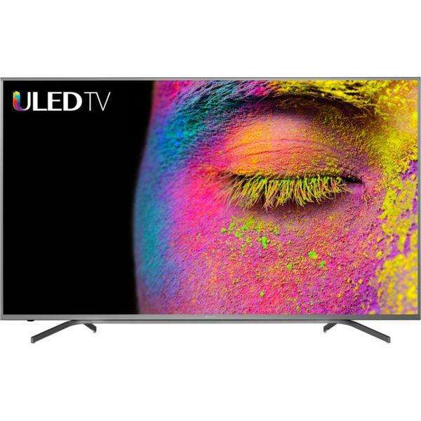 tv 50 hisense h50n6800 uhd 4k avec odr 50. Black Bedroom Furniture Sets. Home Design Ideas